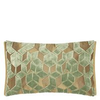 FITZROVIA ANTIQUE JADE CUSHION